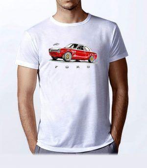 Camiseta Unisex FORD ESCORT Mk1
