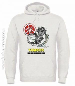 sudadera moto yamaha