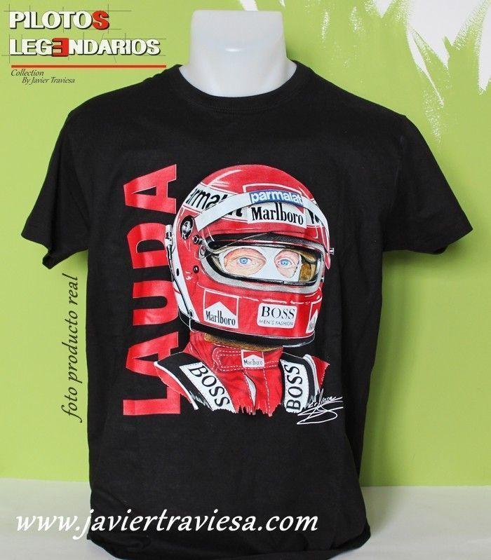 Camiseta Niki Lauda